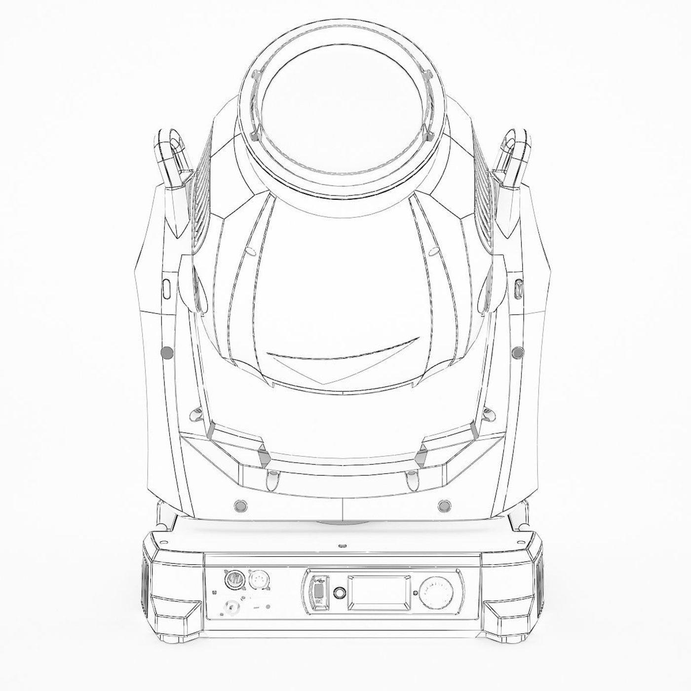 Stage Light & Automaton 002
