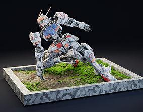 Gundam Barbados 3D