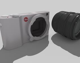 3D model Leica Camera