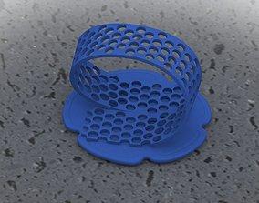 3D print model Paintbrushes holder