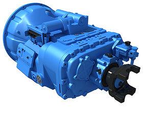 3D model Gear Transmission