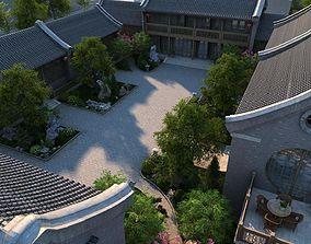 3D China street 056