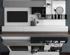 Tv stand other 3D model low-poly