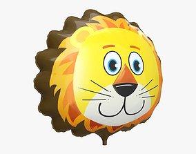 3D Foil decoration balloon 07 Lion