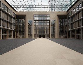 Bruxelles Justus Lipsius 3D