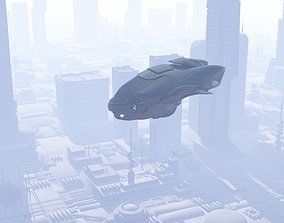 City Patrol Vehicle 3D