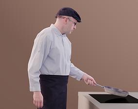 3D model Clemens 10141 - Standing Cook