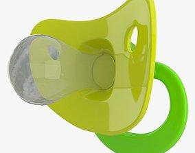 3D model Pacifier 05
