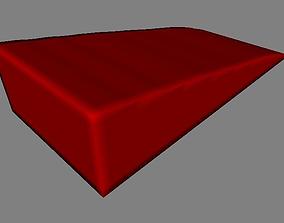 3D asset Door Stopper Wedge