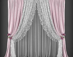 Curtain 3D model 131