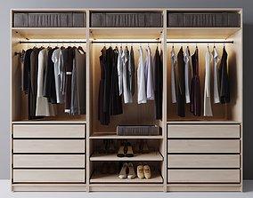 wardrobe clothes 3D
