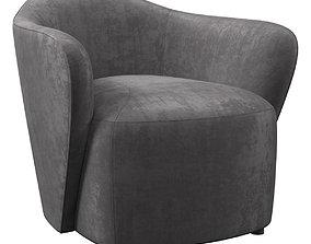 Doimosalotti Soul armchair 3D model