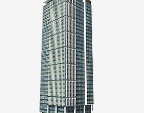 3D asset King George Central