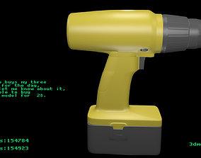 3D model Drill 1