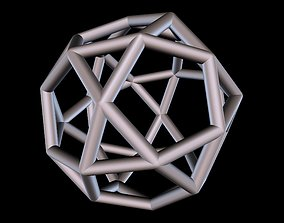 3D printable model 025 Mathart - Archimedean Solids - 3