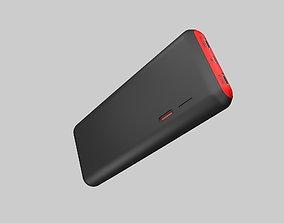 Power Bank 3D phonecharger