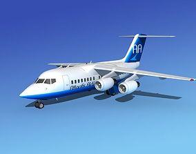 BAe 146-100 Atlantis 3D