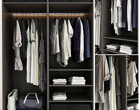 stockman modern wardrobe 3D model