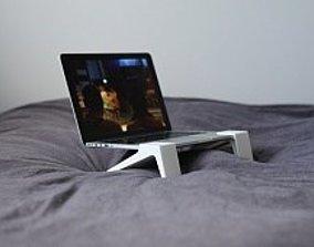3D print model Macbook Pro stand