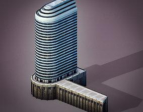 3D model Lake Merritt Plaza