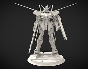 3D printable model Aile Strike Gundam