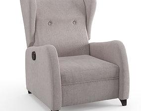 room Armchair Relax 3D model
