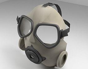 Gasmask Type 4 3D