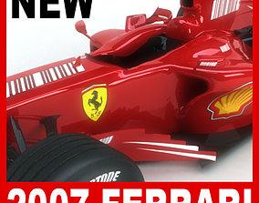 3D F1 2007 Ferrari F2007