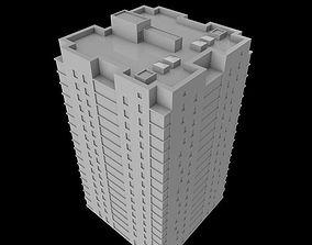 3D printable model 2 houses
