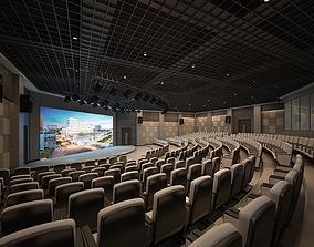 Conference Room presentation 3D model