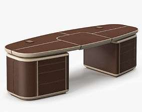 3D model Giorgetti Tycoon Desk