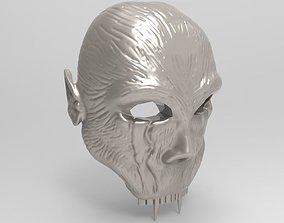 3D print model Mask - raziel