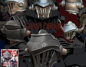 3d Goblin Slayer Helmet - 3D Print