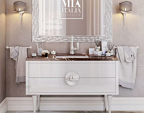 MIA ITALIA NOVESENTO bathroom furniture 3D model