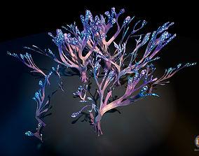 Alien Plant Fungus Type 2 3D model