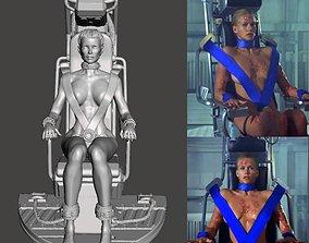 3D printable model Alien Girl SPECIES Part 2 by SPARX