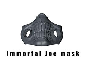 Immortal Joe mask facemask helmet 3d print