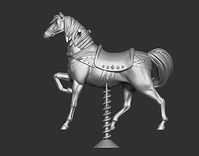 3D printable model Horse Ride - Carousel - Merry go around