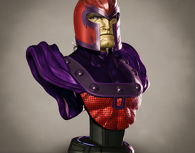 Campbells Magneto Bust 3D printable model