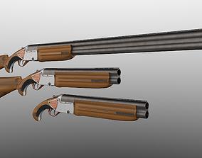 3D model Hector Gauge 8