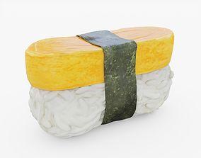 3D Tamago Sushi