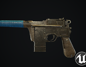 3D model Mauser