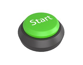 3D asset Start Button V1 005