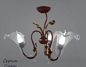 chandelier suan 3D model