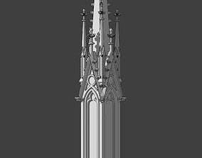 3D print model Gothic Spire of Cologne Cathedral