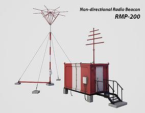 3D asset Non-directional Radio Beacon RMP-200