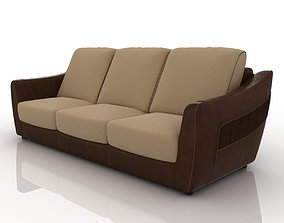 Hansman Sofa 3D model