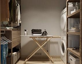 woven Laundry 3D model