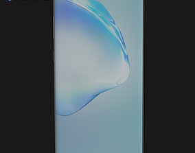 E3D - Samsung Galaxy Note 10 Plus Aura Blue