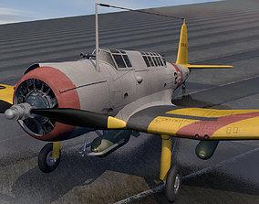 3D Vought SB2U Vindicator